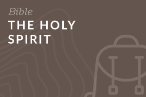 Foundation: The Holy Spirit