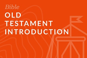 Seminary: Old Testament Introduction