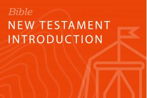Seminary: New Testament Introduction