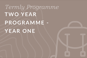 Two Year Programme Bundle - Year One